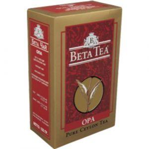 Чай Beta Opa Ceylon 250гр