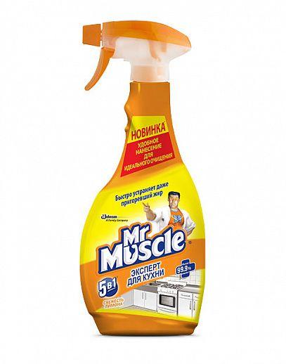 Mr.Muscule эксперт на кухне 750 мл