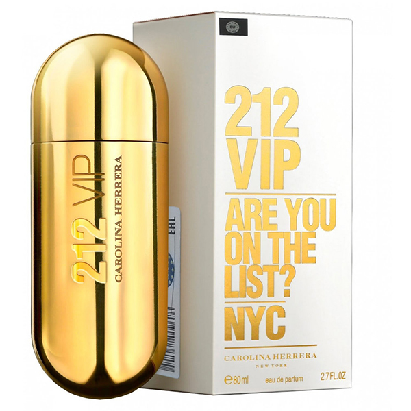 Carolina Herrera 212 VIP For Women 80ml (оригинал)