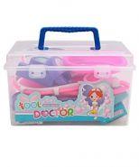 """Игровой набор доктора """"Маленький доктор-5"""" 13 предм. в чемоданч. (арт. 686354)"""