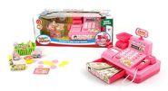 """Игровой набор """"Касса с продуктами и банкнотами. Мини-маркет"""" (свет. звук) (арт. 200083886)"""