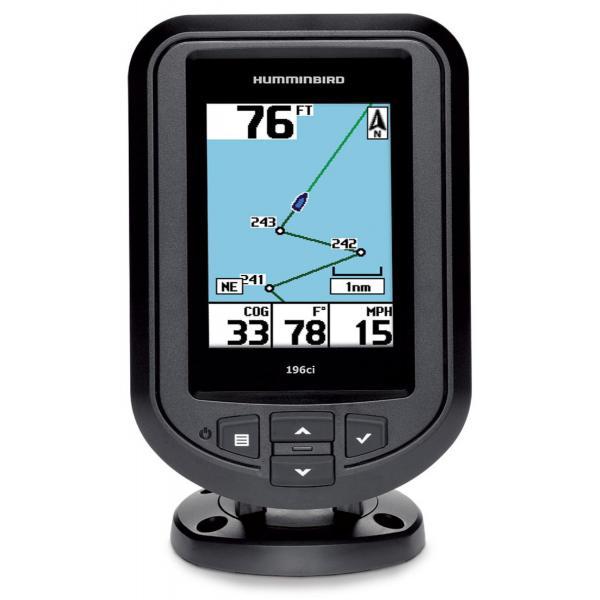 Эхолот  Humminbird PiranhaMax 196CXI с GPS
