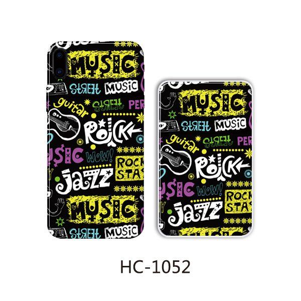 Защитный чехол HOCO Colorful and graceful series для iPhone 6/6S (цветные надписи)