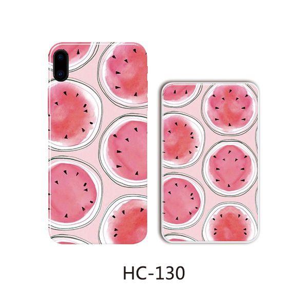 Защитный чехол HOCO Colorful and graceful series для iPhoneXR (арбузы)