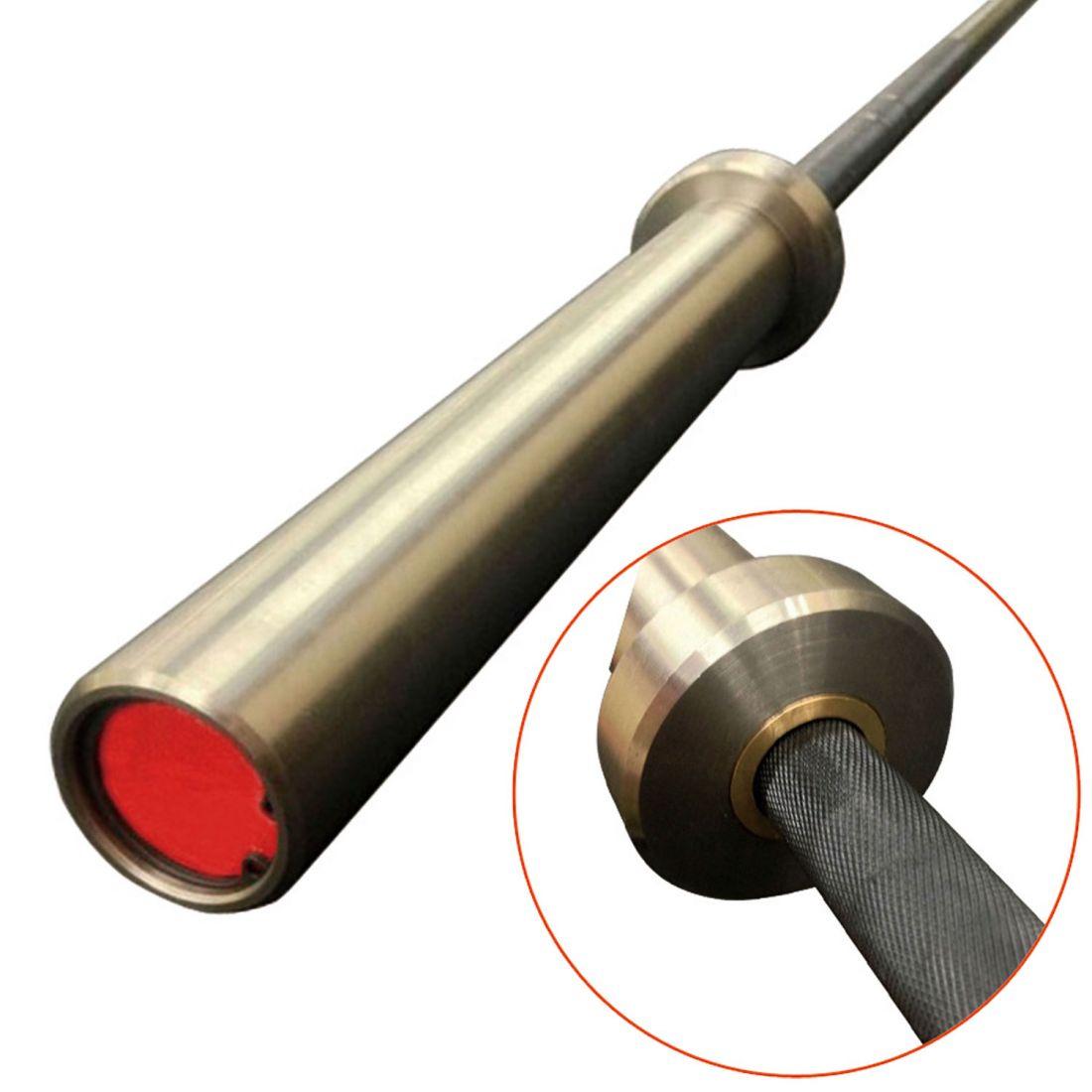 Гриф прямой д.50 мм (220 см, до 250 кг) POB86-15BO-50