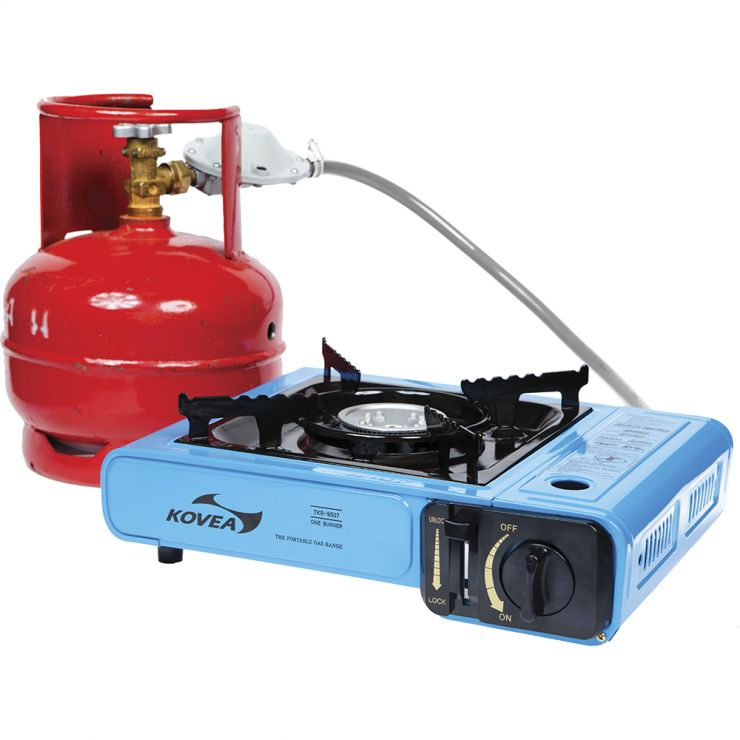 Плита газовая Kovea TKR-9507-P (переходник на 5 л баллон)