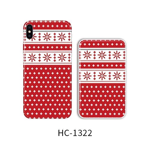 Защитный чехол HOCO Colorful and graceful series для iPhone 5/5S (свитер красный)