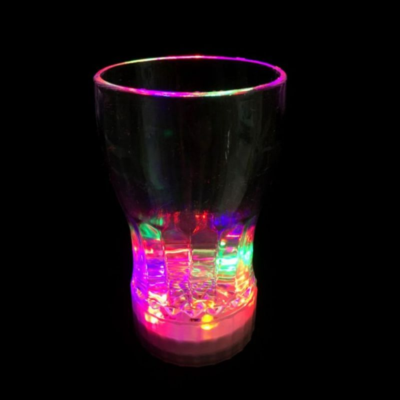 Светящийся стакан для коктейлей Fancy Light Glass, 350 мл