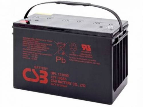 Аккумуляторная батарея GPL 121000