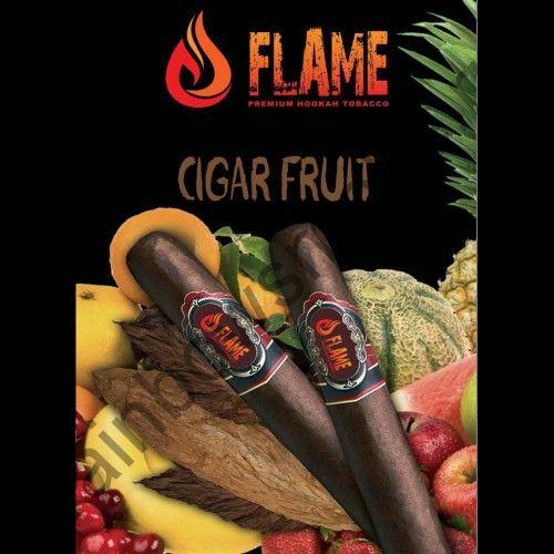 Flame 100 гр - Cigar Fruit (Фруктовая Сигара)