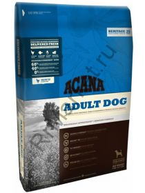Аcana Heritage Adult Dog (корм для собак с курицей)