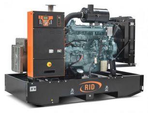 Дизельный генератор RID 130 B-SERIES