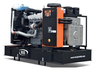 Дизельный генератор RID 600 B-SERIES