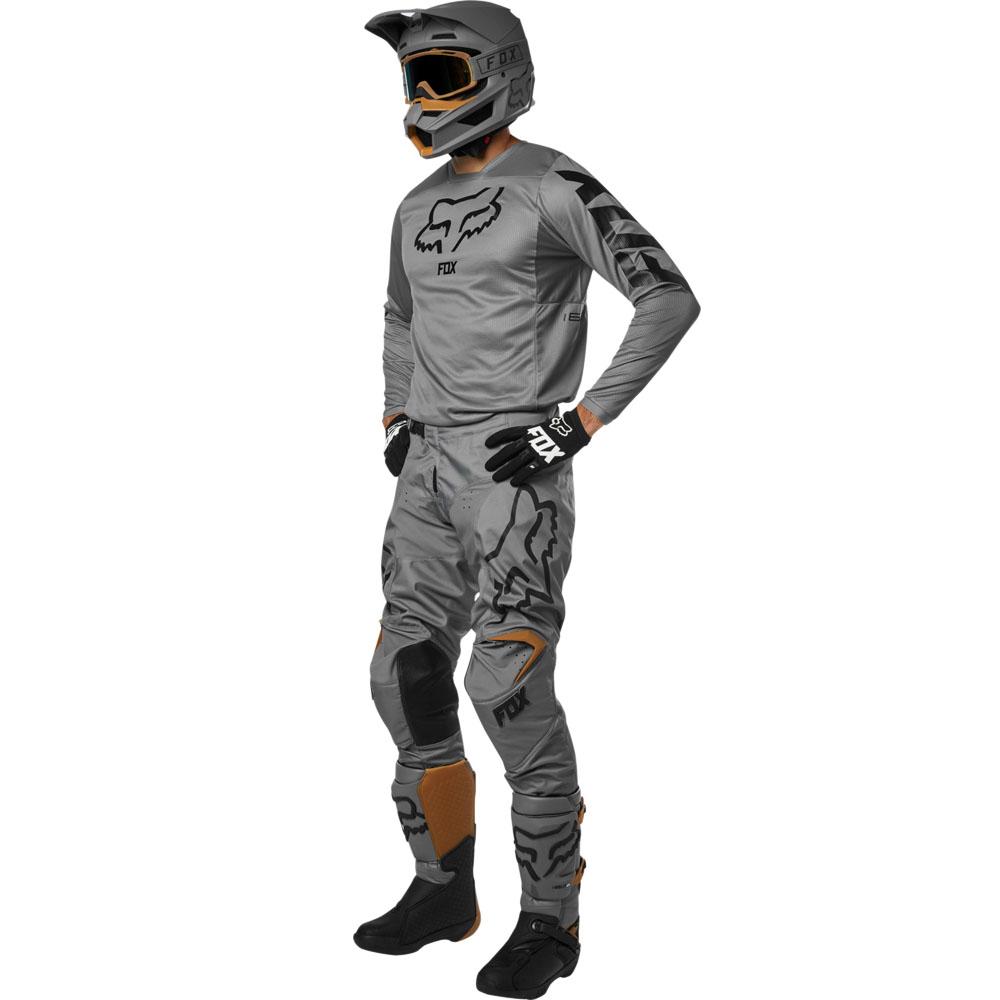 Fox - 2019 180 Przm Stone комплект джерси и штаны, серые