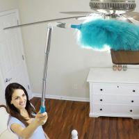 Электрическая щетка для уборки Spin Duster 360
