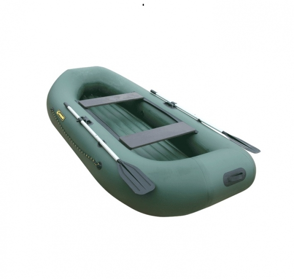 "Лодка ПВХ ""Компакт-295"" (надувное дно) гребная (С-Пб)"