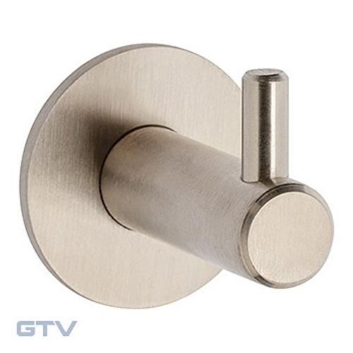 Крючок WS-RONDO-14-06 шлифованная сталь