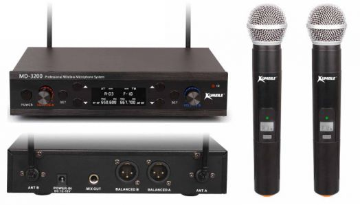 ENBAO MD-3200 Радиосистема 2 микрофона