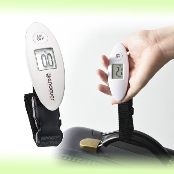 Электронные багажные весы Endever