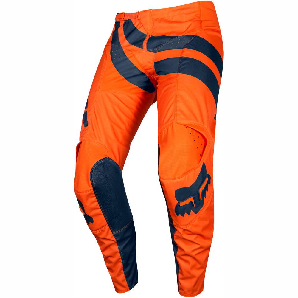 Fox - 2019 180 Cota Orange штаны, оранжевые