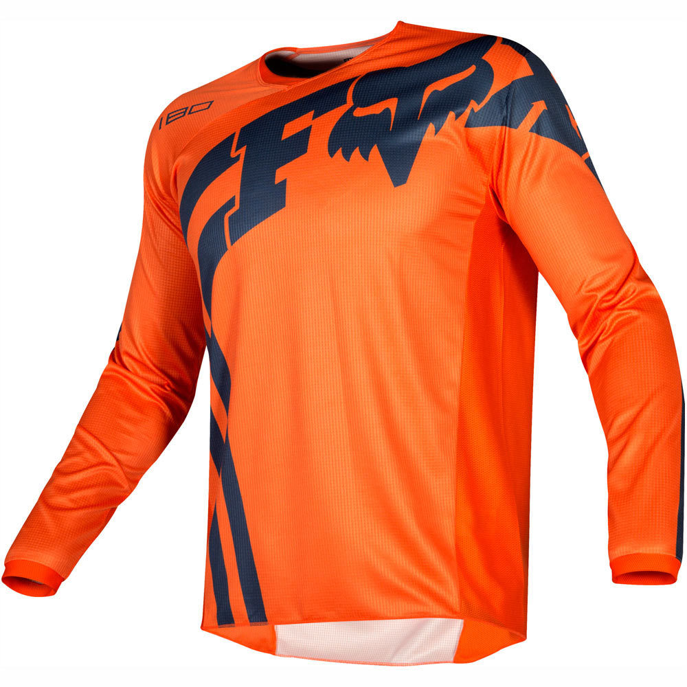 Fox - 2019 180 Cota Orange джерси, оранжевое