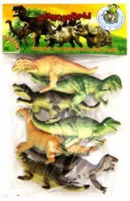 """Набор животных """"Динозавры 5"""" (7 штук) (ВВ1616)"""