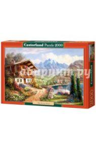 """Puzzle-2000 """"Дом в горах"""" (C-200511)"""