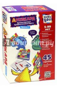 """Набор карточек """"Архикард"""" (55267)"""