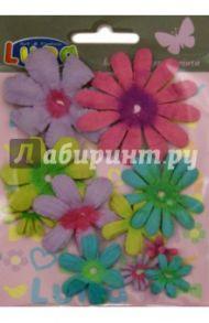 Цветы для декора, 11 штук (0620256)