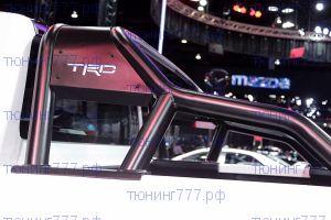 Дуга безопасности, TRD стиль, черная
