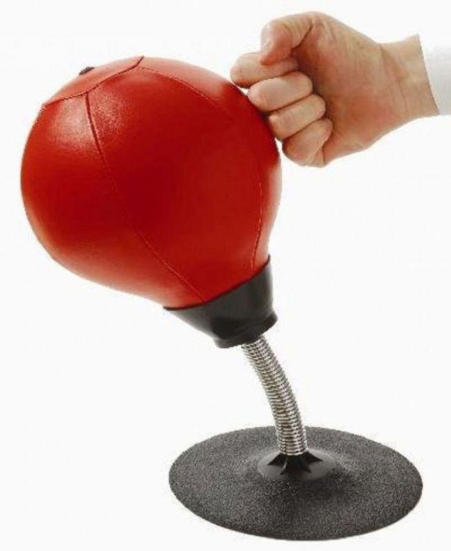 Настольная боксёрская груша-антистресс SX Punching Ball