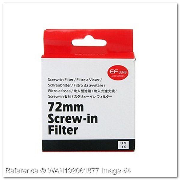 Фильтр Canon 72 mm PROTECT (защитный фильтр)