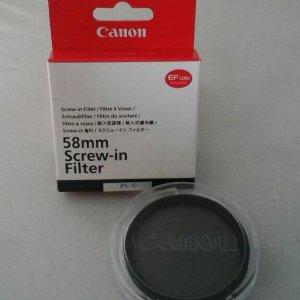 Canon 77 mm PROTECT (защитный фильтр)