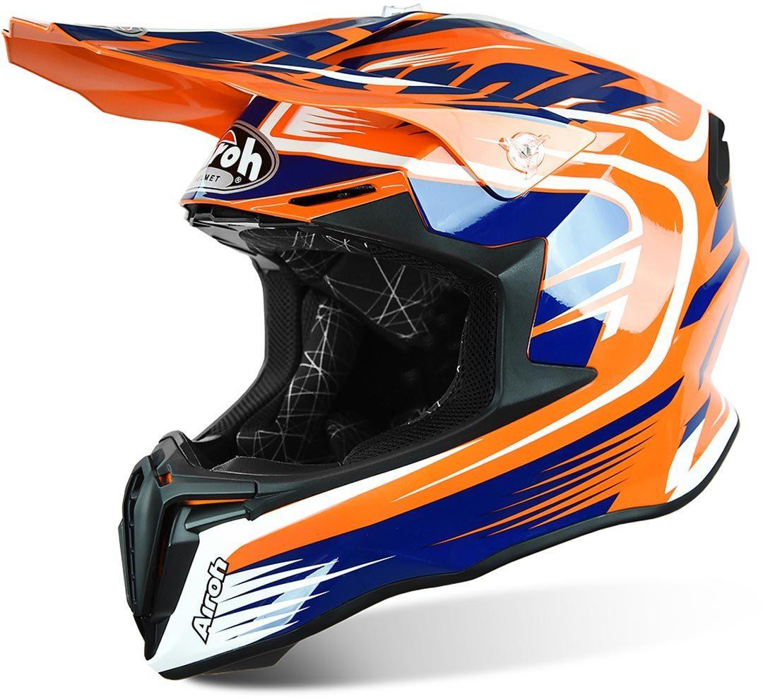 Airoh - Twist Mix Orange шлем, оранжевый