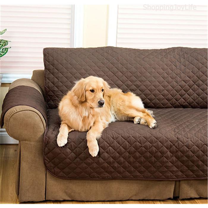Двустороннее покрывало для дивана Couch Coat