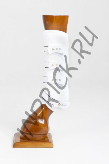 Ногавки Back on Track Royal Work Boots White передние