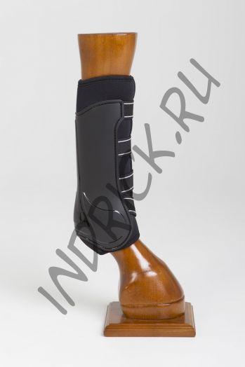 Ногавки Back on Track Royal Work Boots Black задние