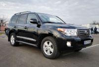 Аренда внедорожника Toyota Land Cruiser 200 2012г