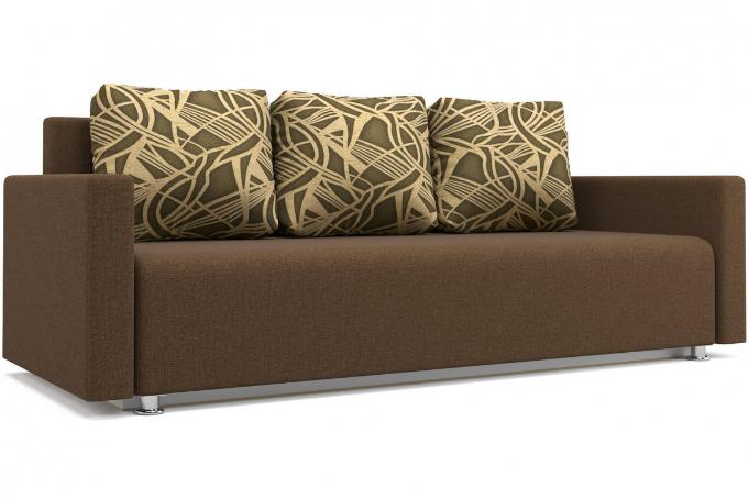 Олимп (07) диван-кровать ML151027 Velvet 5/Dance-3 24(7346)