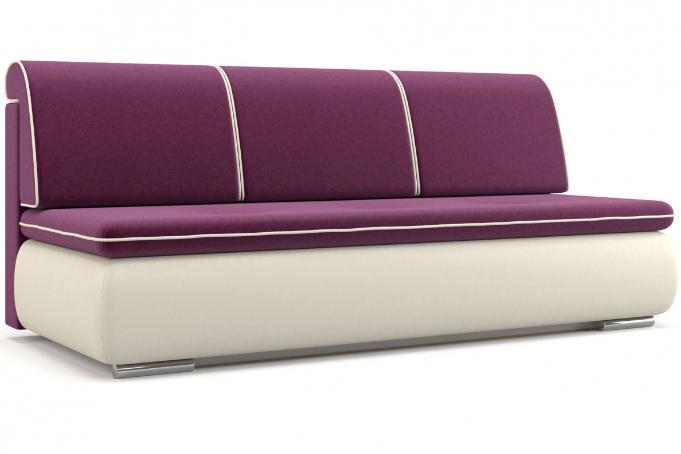 Палмерстон (05) диван-кровать Сиена 17/Десерт 117 Cream