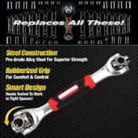 Универсальный ключ 48 в 1 Universal Tiger Wrench (7)