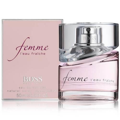 Hugo Boss Туалетная вода Boss Femme L`Eau, 75 ml