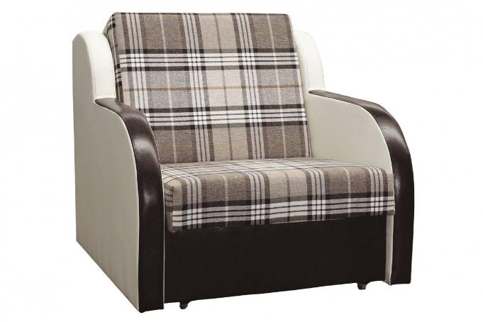 Ремикс 1 (05) кресло-кровать Медисон 4601/Десерт 117