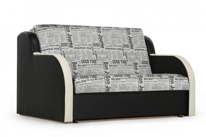 Ремикс 2 (04) диван-кровать Газета 2605