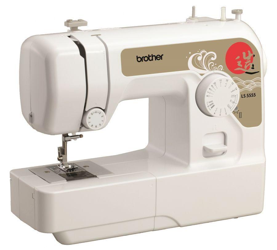 Швейная машина BROTHER 5555 / цена 9600 руб.