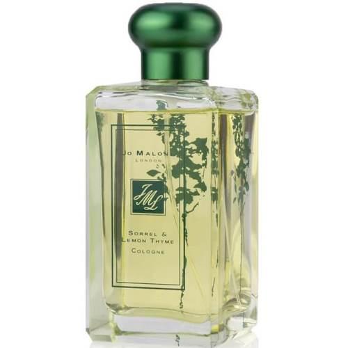 JM Одеколон Sorrel and Lemon Thyme, 100 ml
