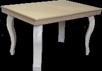 """Стол обеденный прямоугольный раздвижной 1300(1700) мм """"Венеция"""" Р7 квадро"""