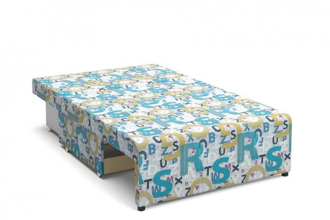 Умка (05) диван-кровать Lingvo mustard