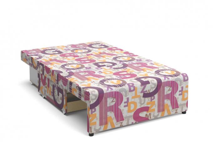Умка (12) диван-кровать Lingvo Purrple