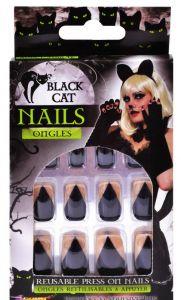 Когти Черная кошка